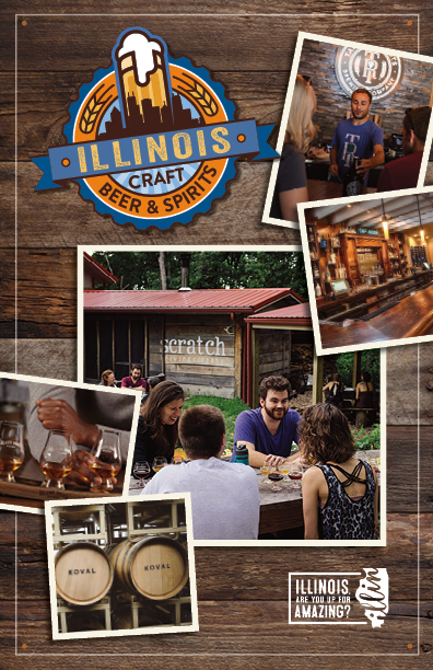 Illinois Breweries & Distilleries Guide