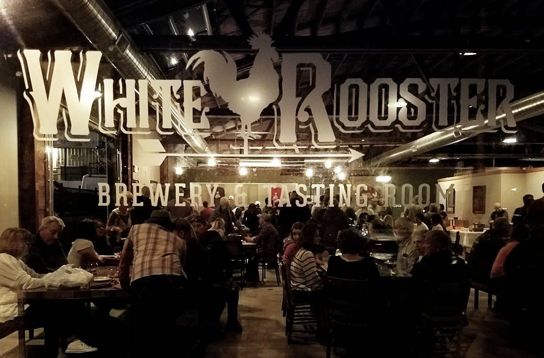 White Rooster Farmhouse Brewery